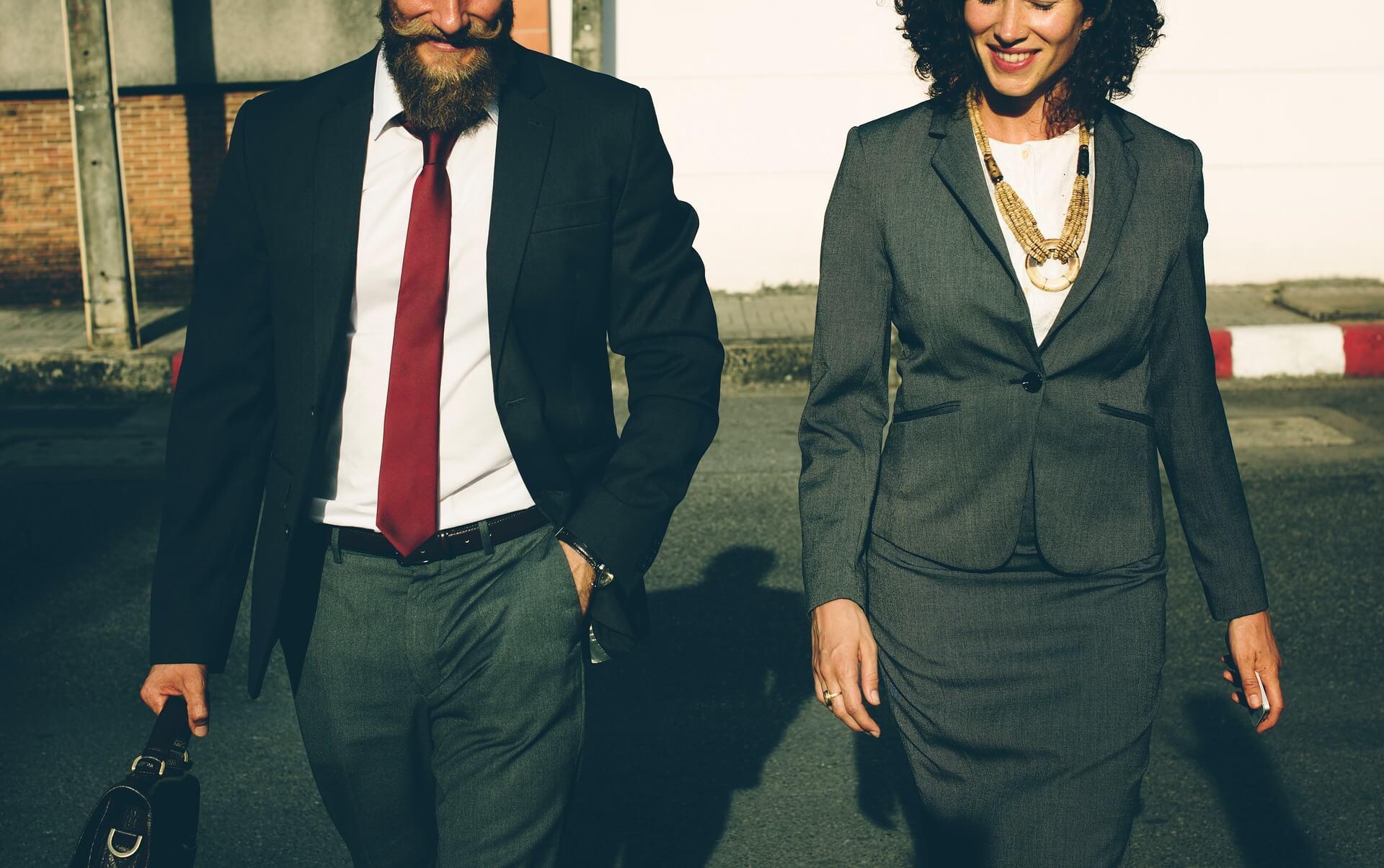 jak się ubrać na rozmowę o pracę